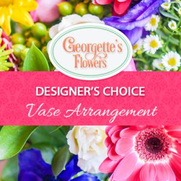 Designer\'s Choice - Vase Arrangement