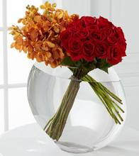 The Glorious Rose Bouquet - 18 Stems of 24-inch Premium Long-Ste