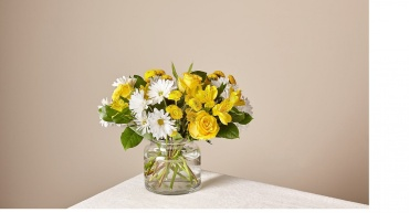 NEW Sunny Sentiments Bouquet