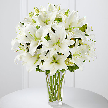 "The Spirited Graceâ""¢ Lily Bouquet"