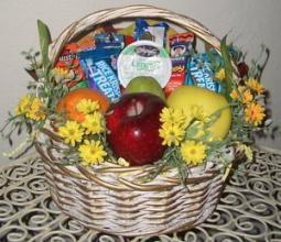 Fruit and Snack Basket