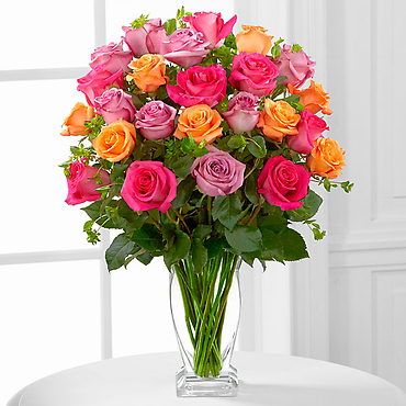 The Pure Enchantment™ Rose Bouquet